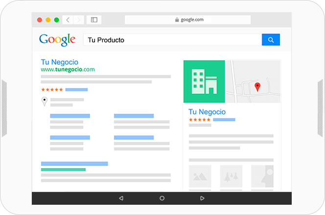 Publicar en Google Adwords